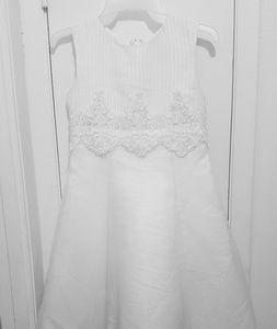 Formal Lauren Madison white dress